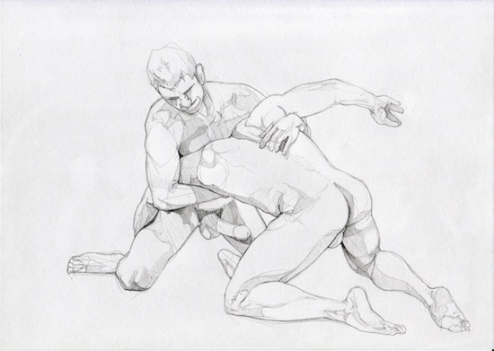 Nude Male Art (2)