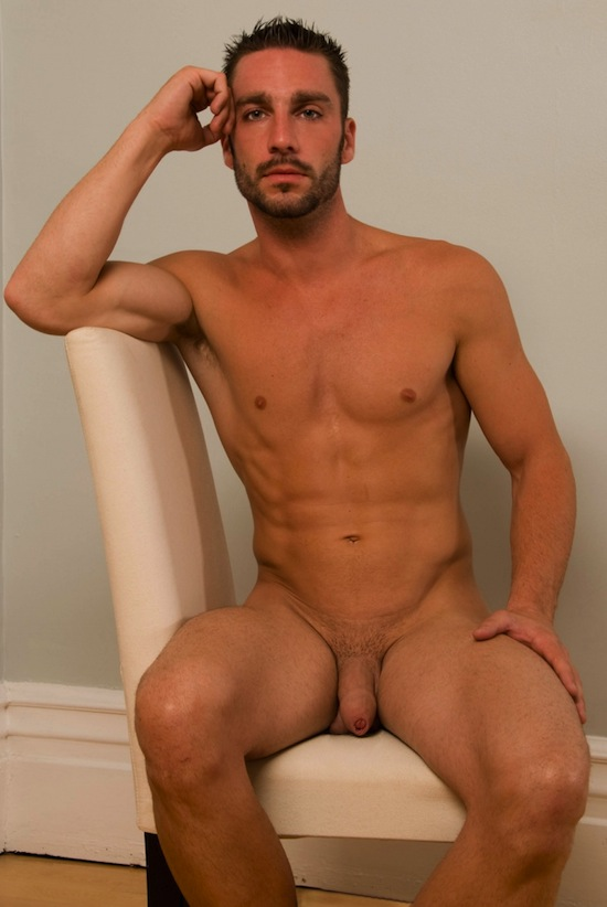 Naked Uncut Male Model FrancC (9)