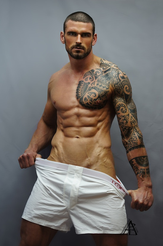 Ripped Rugby Hunk Stuart Reardon Naked 6 Ripped Rugby Hunk   Stuart Reardon Naked