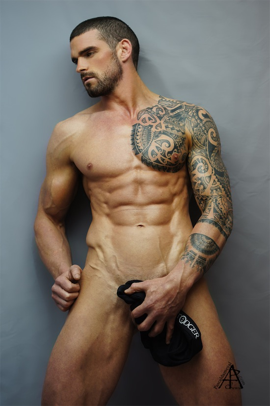 Ripped Rugby Hunk Stuart Reardon Naked 7 Ripped Rugby Hunk   Stuart Reardon Naked