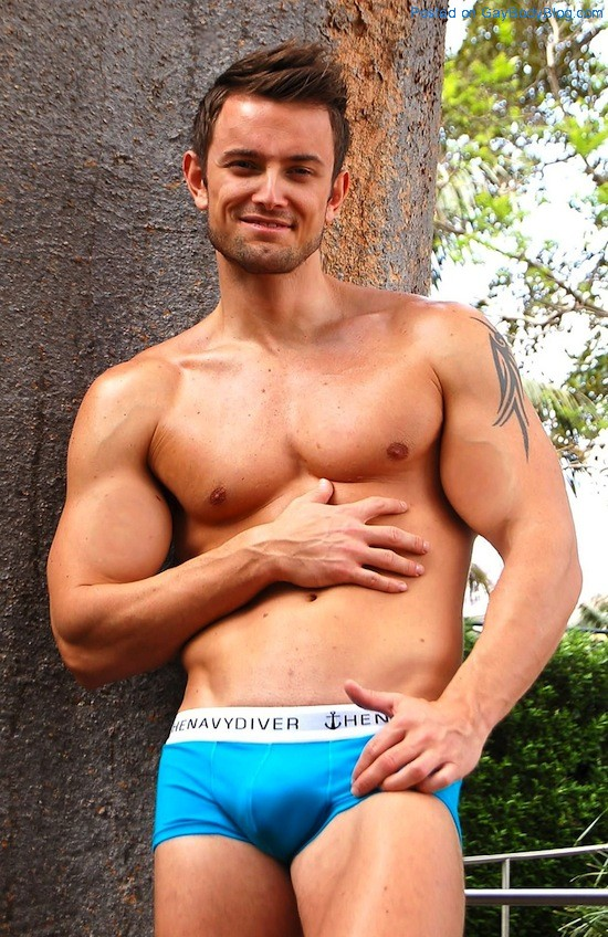 Awesome Pecs! (5)