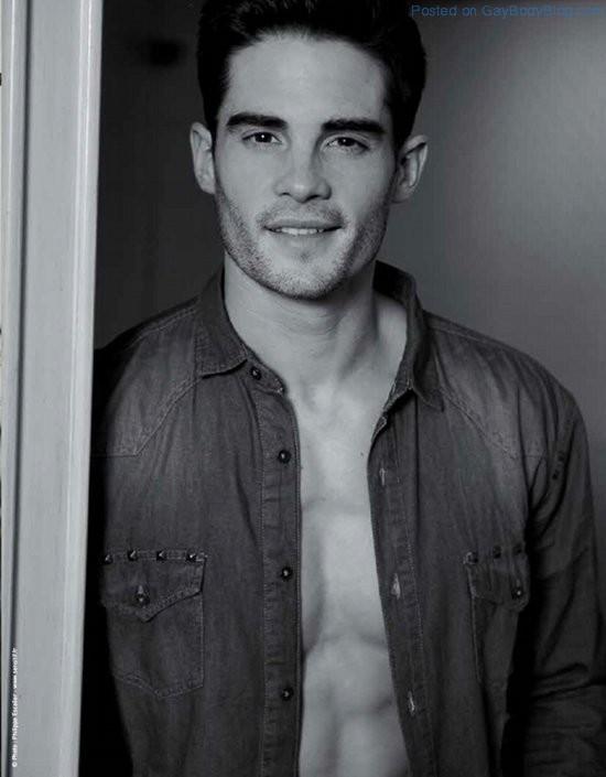 Gorgeous Male Model Fred Jones (4)