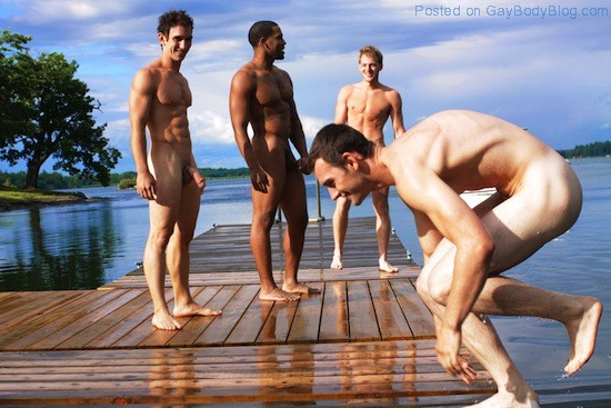 Hot Guys Skinny Dipping 2 Hot Guys Skinny Dipping!