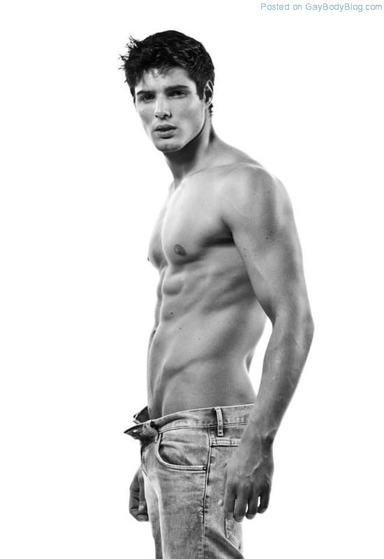 Male Model Robin De Ranter (2)
