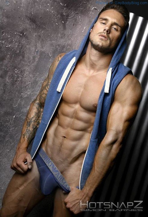 British Fitness Hunk Jase Dean (7)