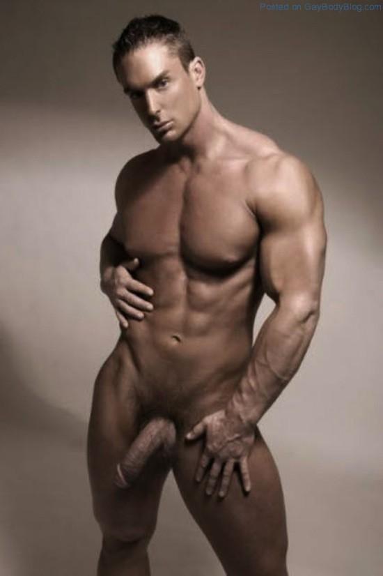 Male Model Trevor Adams Naked (6)