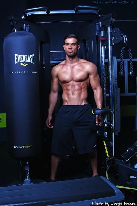 Gym Muscle Hunks (3)
