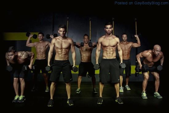 Gym Muscle Hunks (6)