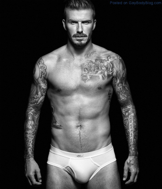 Is David Beckham Overrated 1 Is David Beckhams Bulge Overrated?