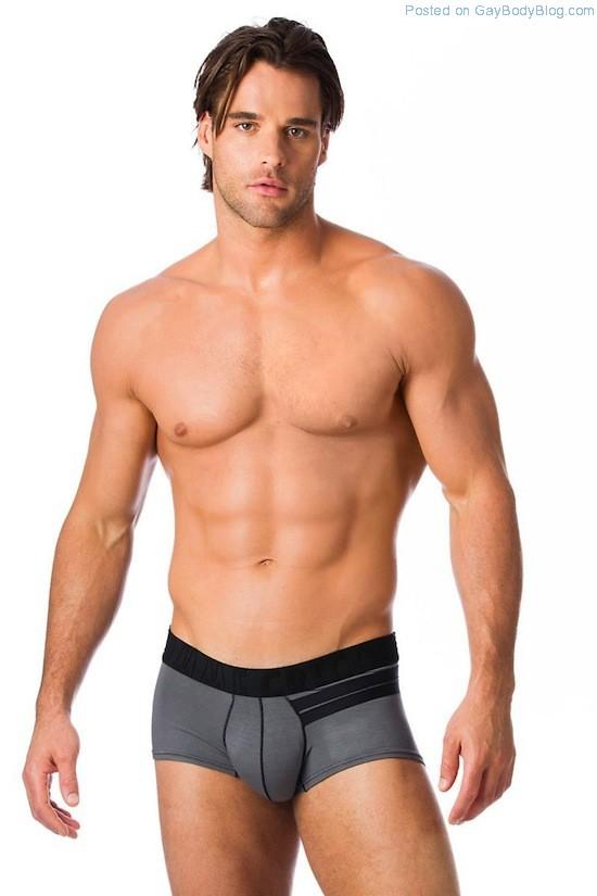 Sexy Thierry Pepin In Revealing Underwear (1)