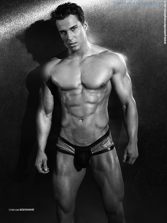 Classic Photography With Handsome Jock Christian Bok (3)