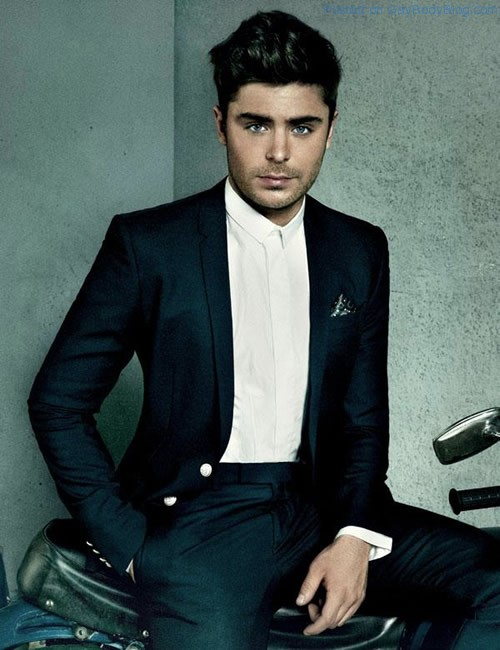 Zac Efron In Flaunt Magazine 4 Zac Efron In Flaunt Magazine