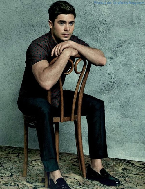 Zac Efron In Flaunt Magazine (2)