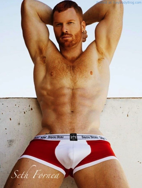 Red Headed Hunk Seth Fornea Reveals More (3)