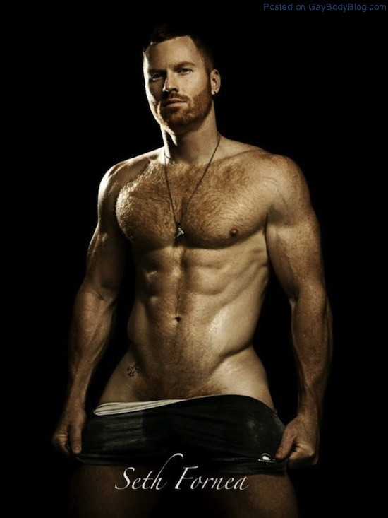 Red Headed Hunk Seth Fornea Reveals More (4)