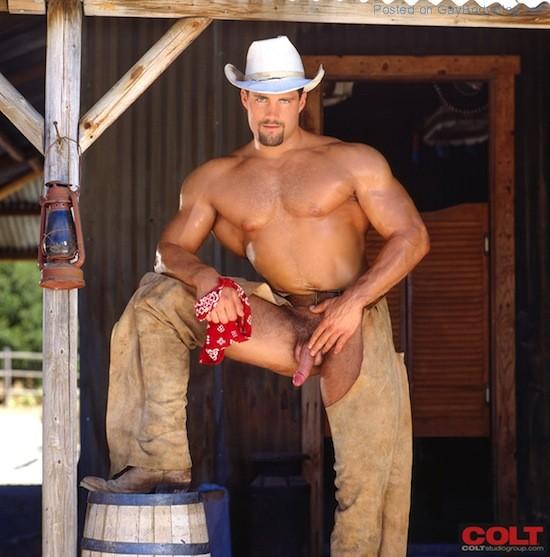 Muscle Man Franco Corelli Naked (6)