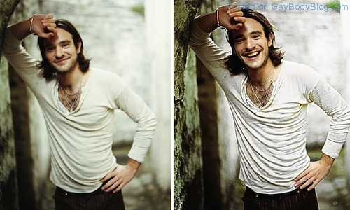 Unexpected Crush Charlie Cox 6 Unexpected Crush   Charlie Cox