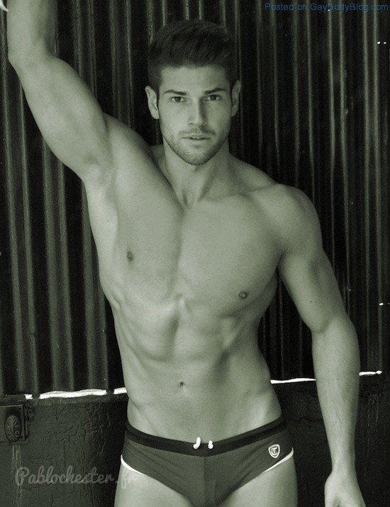 The Bulge Of Gorgeous Muscled Guy Jeremy Baudoin 2 The Bulge Of Gorgeous Muscled Guy Jeremy Baudoin