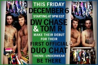 DW Chase And Tom R Duo Camshows On CamWithHim