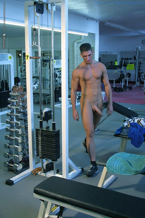 Naked Gym Guys I Need To Change Gyms 8 Naked Gym Guys   I Need To Change Gyms!