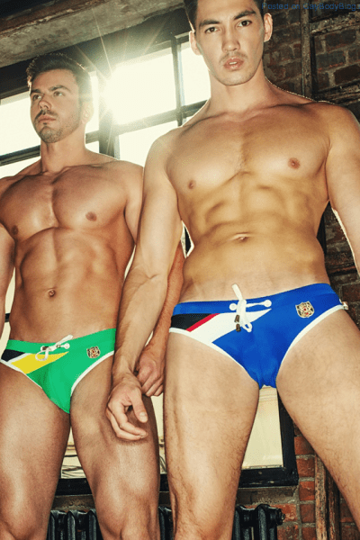 Marcuse Swimwear has some hotties for you 0
