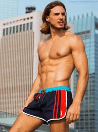 Three Hot Guys In Swimwear - What More Do You Need?