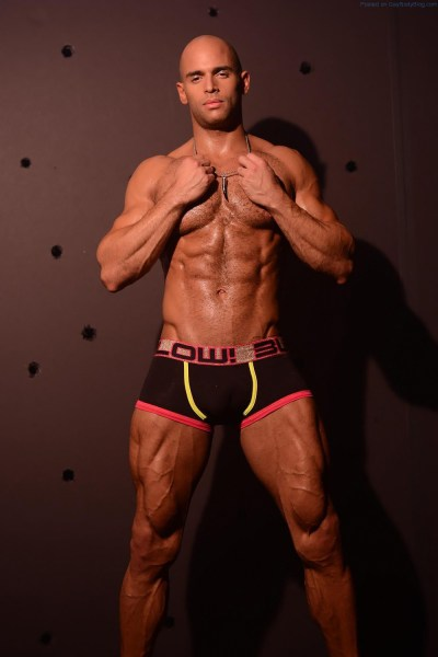 Hot Hunks For Andrew Christian 1