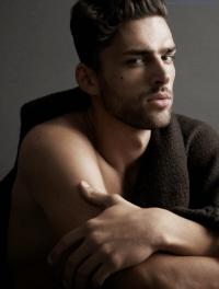 Slovakian Model Frederik Muka