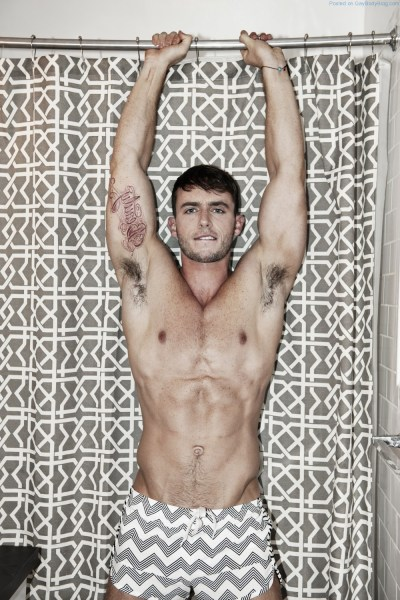 Buff Celebrity Trainer And Fitness Model Patrick Frost 1