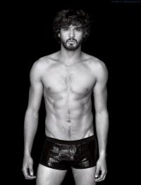 Marlon Teixeira In Underwear