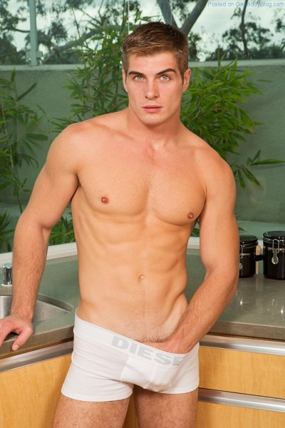 Our First Jock Cock Of 2015 - An Uncut Jock Too 1
