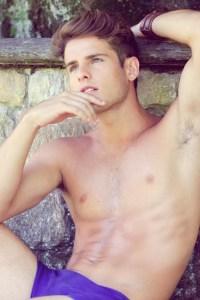 Twinky Male Model Caio Brum By Marcio Farias