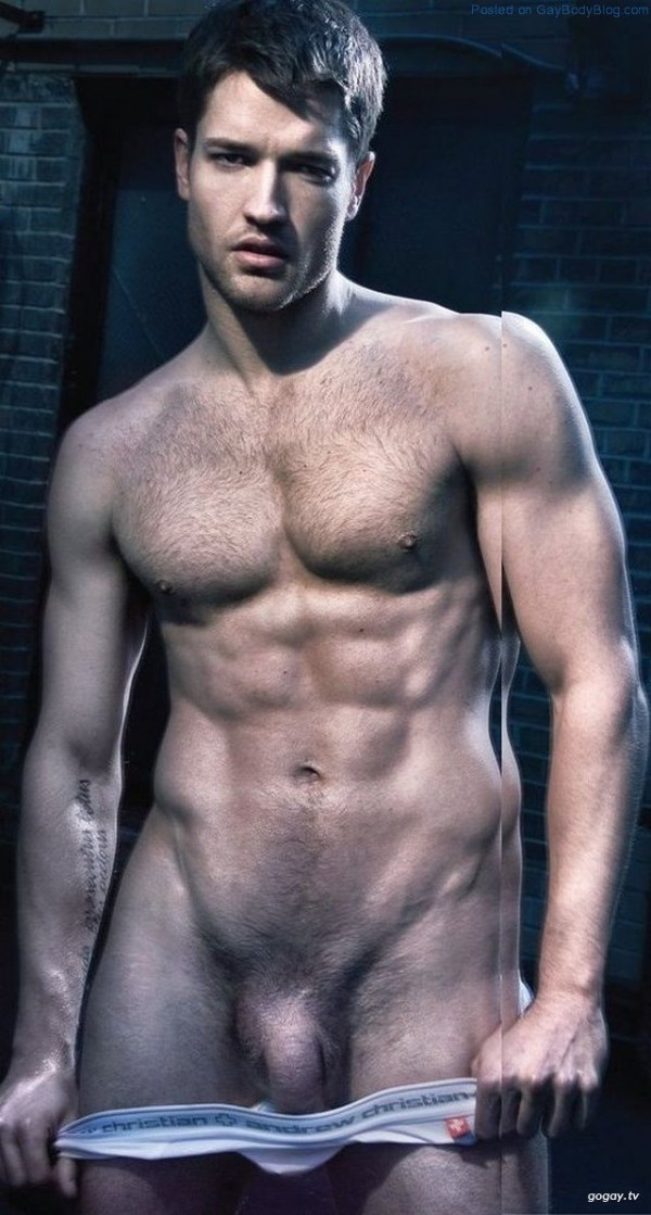 Ronnie Kroell Naked | Gay body blog - featuring photos of male models ...