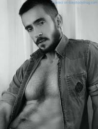Handsome Hung And Uncut Nicolas De Urquiza