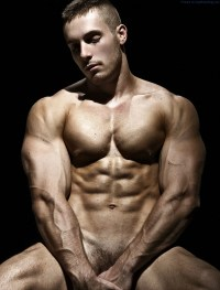 I Need To Know Who This Teasing Bodybuilder Is!