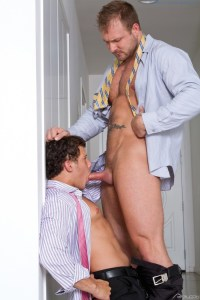 Austin Wolf Gets The Smooth Young Ass Of Hung Uncut Nicoli Cole!
