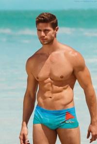 Drooling Over Stunning Muscle Jock Model Jonas Sulzbach