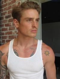 Sexy British Male Model Patrick O'Donnell