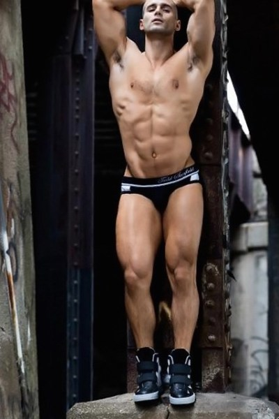 Todd Sanfield Looking Amazing As Always 0