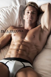More Gorgeous Men By Paul Dedona