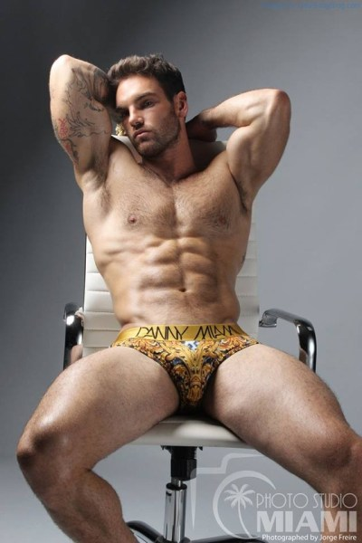 Brian Laferriere Is One Hot Hairy Hunk Of Man 1