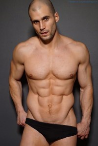 Does Todd Sanfield Have The Perfect Body?