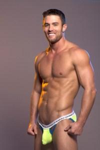 His Bulge Is Almost Obscene!