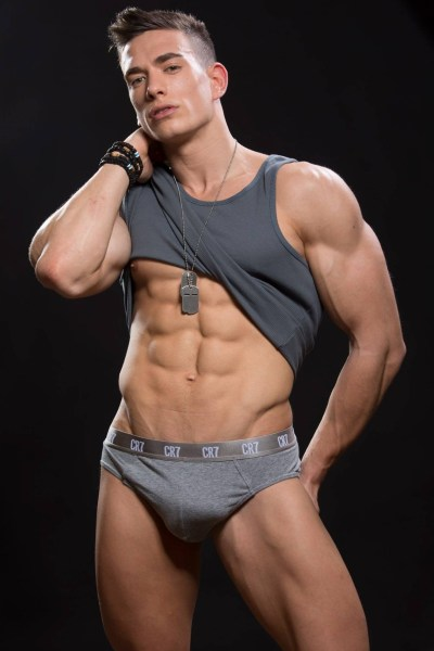 Jose Murcia Has A Great Package 0