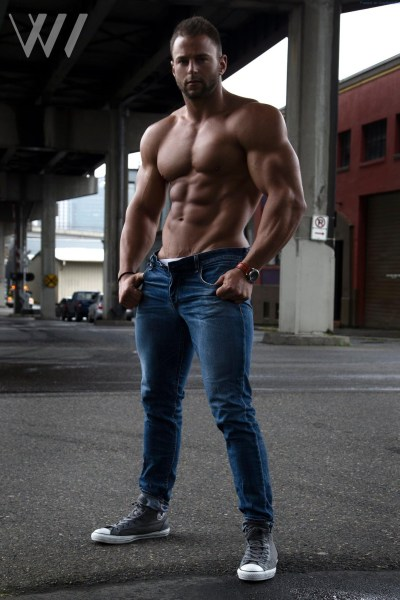 A Little More Of Gorgeous Muslce Man Eric Janicki 1