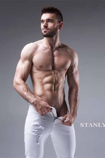 Say Hello To Handsome And Fit Hunk Ivan 1