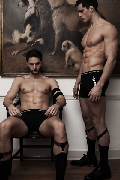 A Party Of Hotties From Darren Black 1