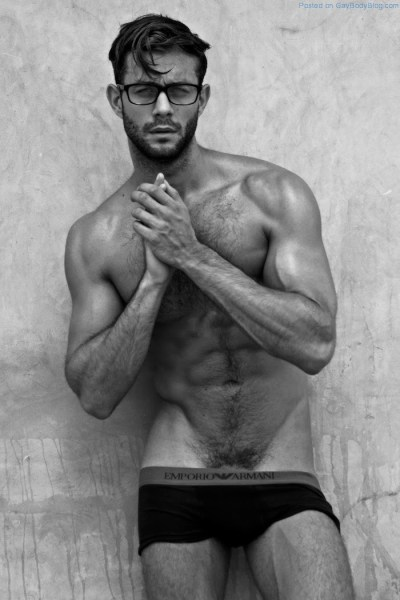 British Male Model Adam Phillips Is Looking Hot Two Years Later 1
