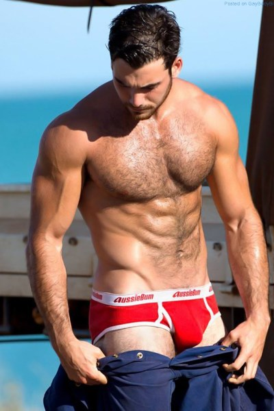 So Many Handsome Hunks For aussieBum 1