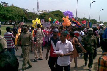 Gay Pride March